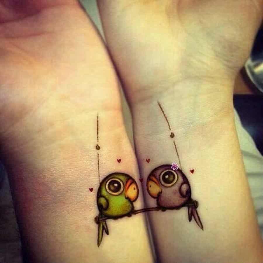 animales tatuajes
