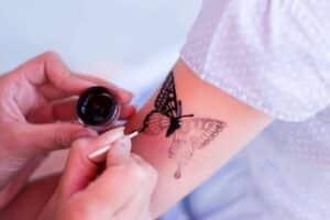 Tatuajes temporales personalizados