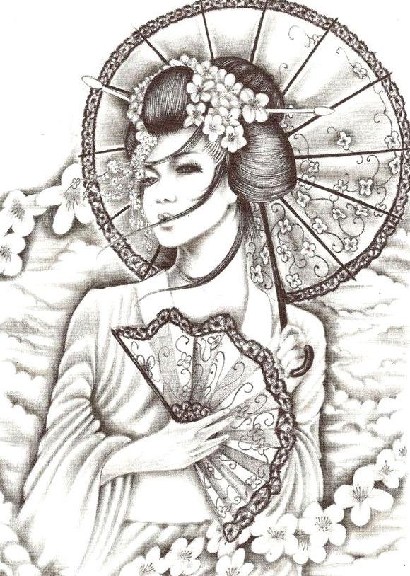 Dibujos de tatuajes para mujeres