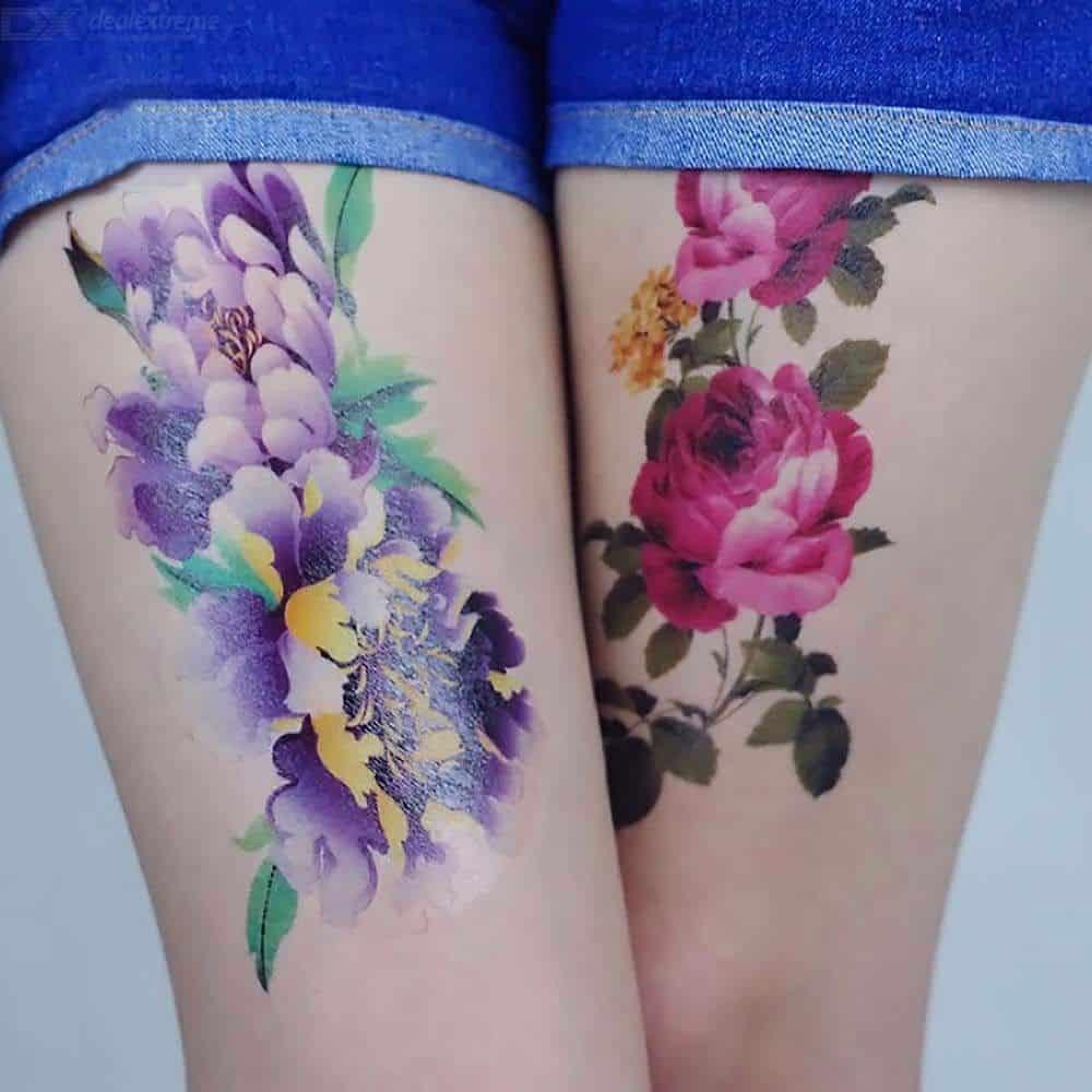diseños de tatuajes temporales
