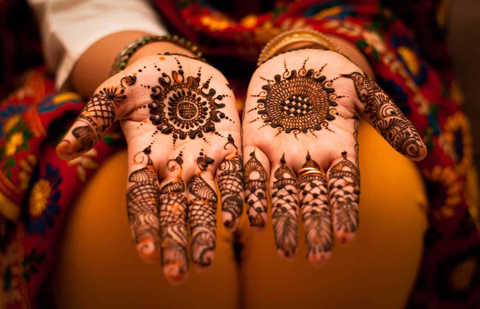 ideas de tatuajes henna