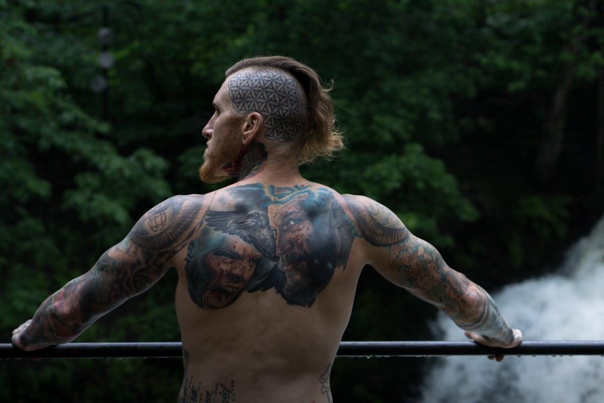 ideas de tatuajes nórdicos