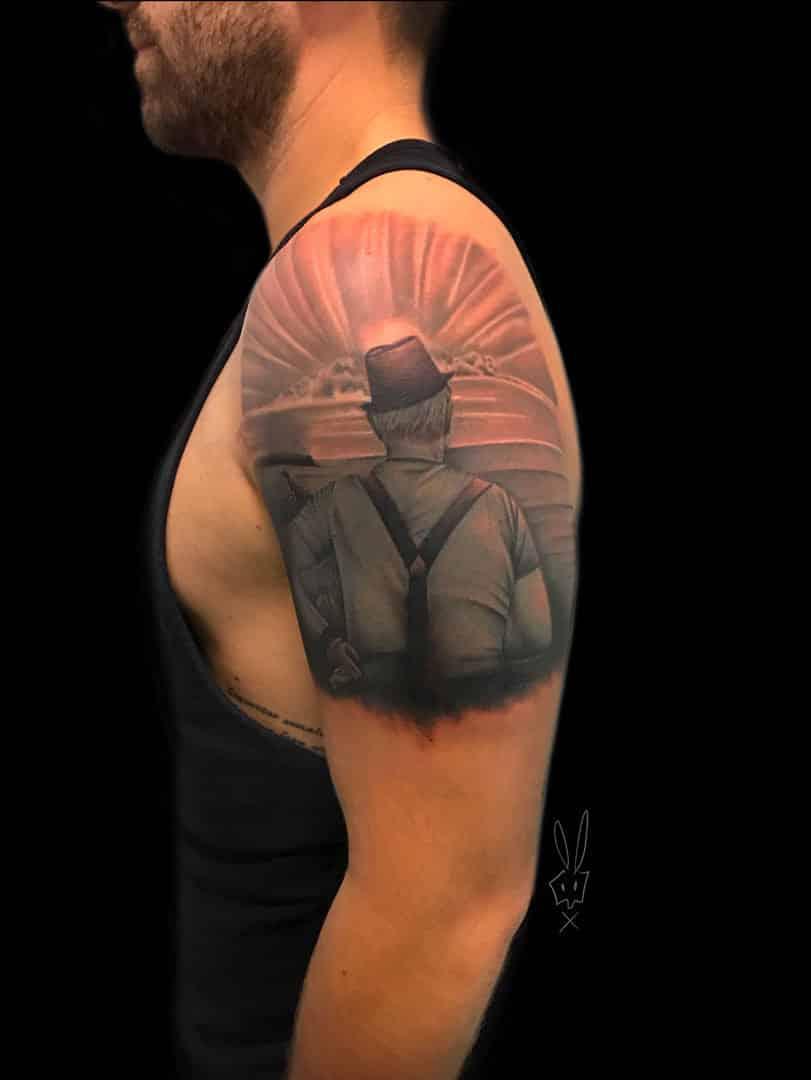 imagen tatuaje abuelo