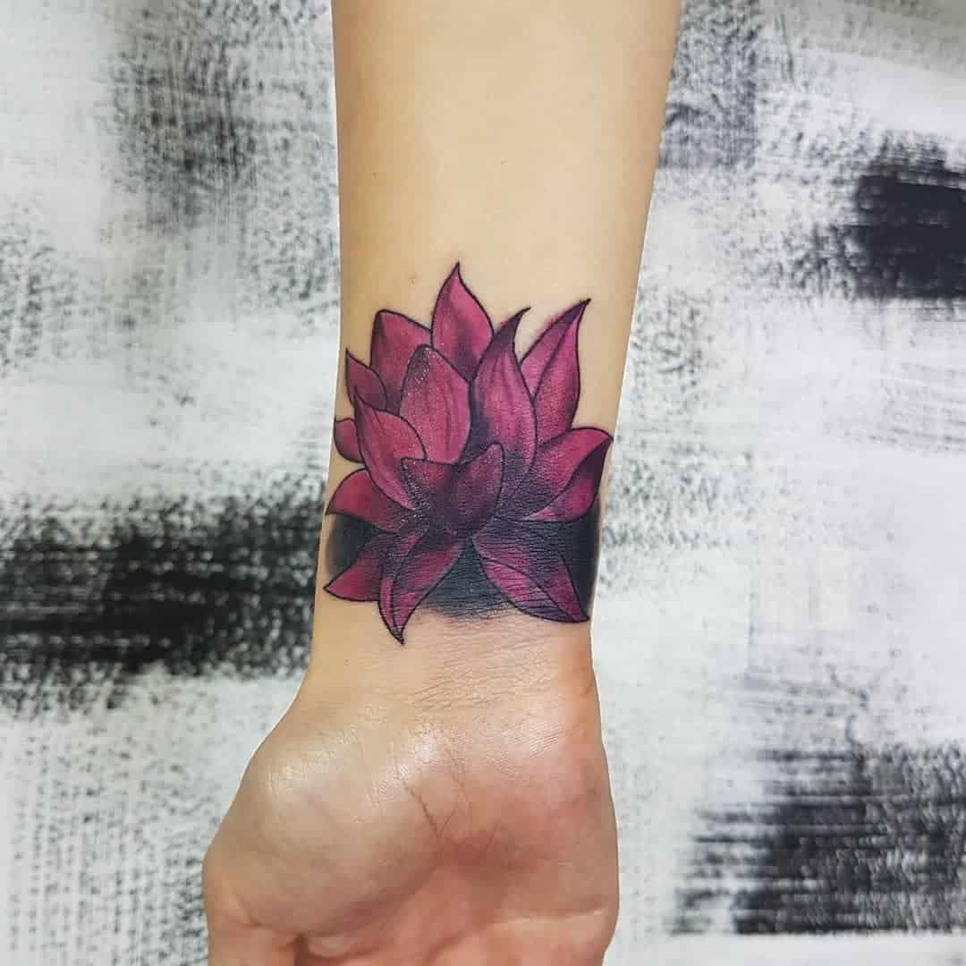 otros tatuajes de loto