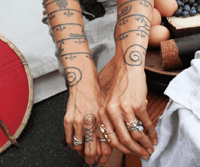 tatuajes runas vikingas