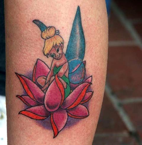 Las 18 Mejores Ideas De Tatuajes De Campanilla Hombremujer