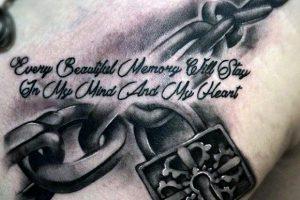 Tatuajes de cadenas