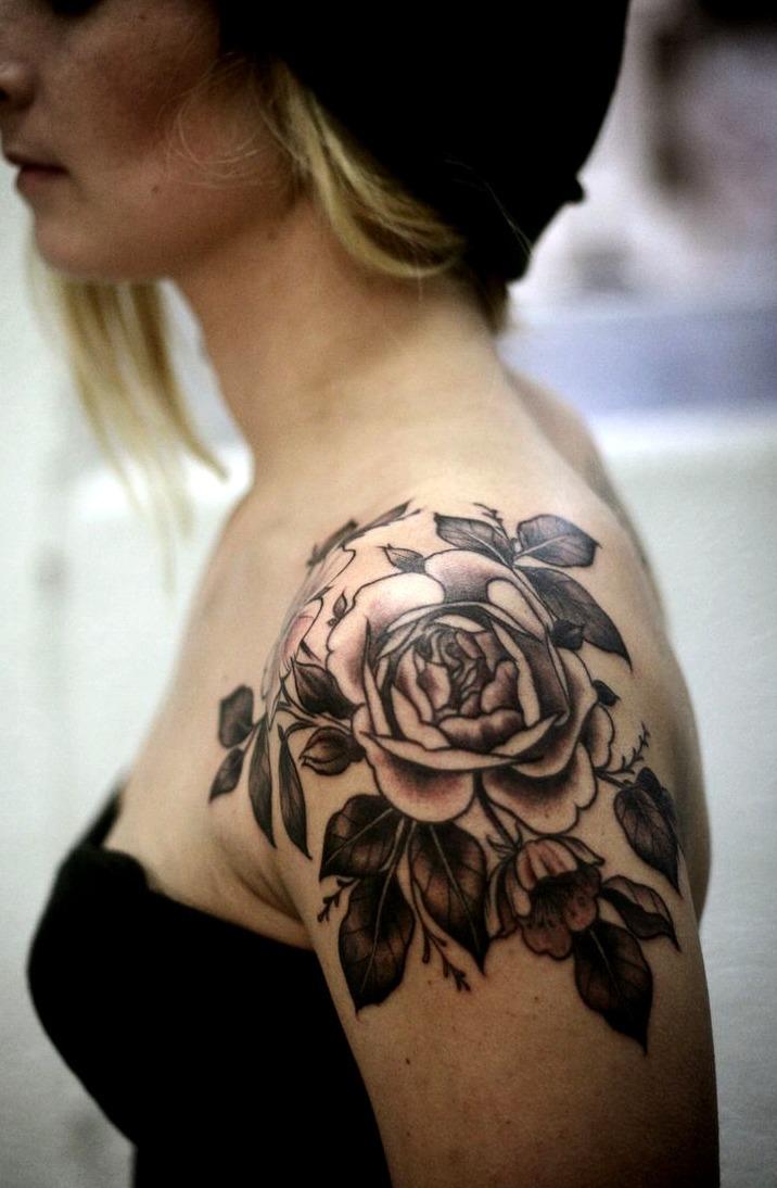 Las 39 Mejores Ideas De Tatuajes En El Hombro Hombre Mujer