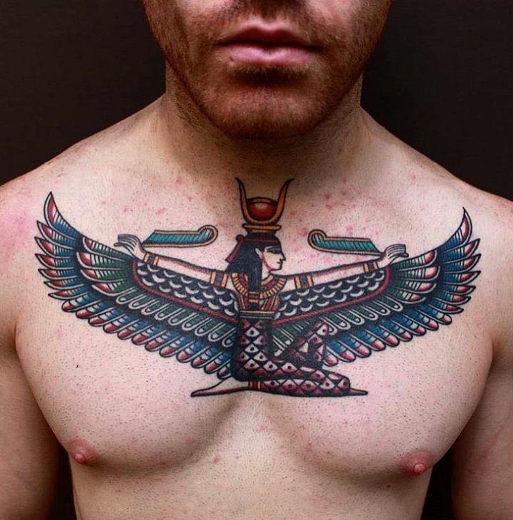Tattoos de Isis