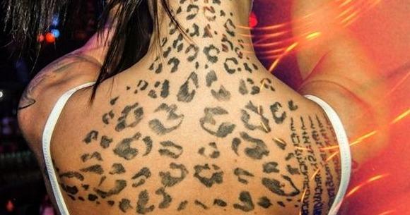 85 Tatuajes De Leopardos Africanos Tus Preferidos
