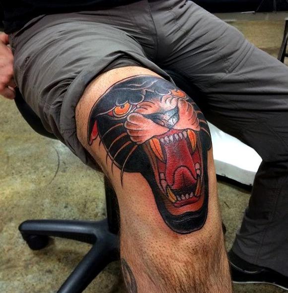 Las 24 Mejores Ideas De Tatuajes De Panteras Hombre Y Mujer