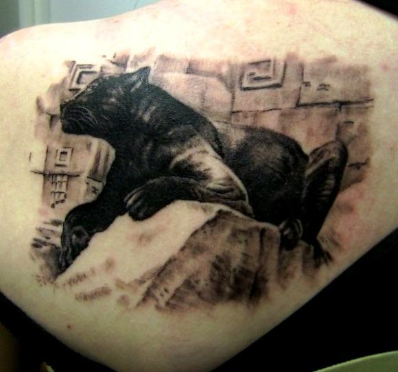 Tattoos de panteras