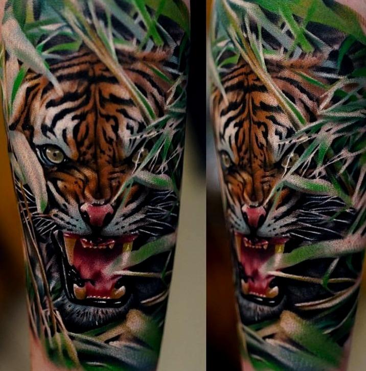 Tattoos impresionantes