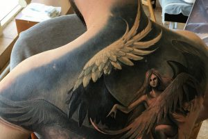 Tatuajes de ángeles