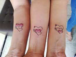 tatuaje corazones
