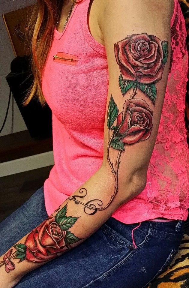 51 Tatuajes De Enredaderas Con Significado Para Mujeres Y Hombres