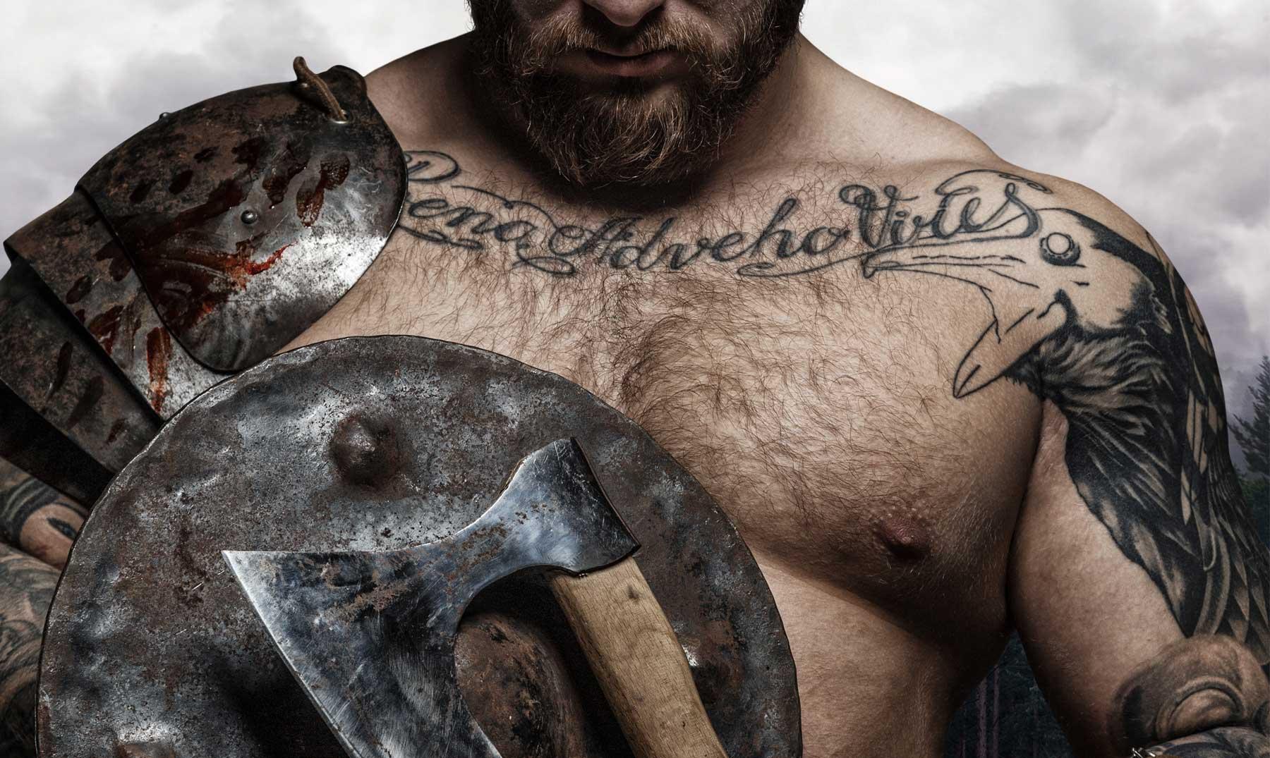 tatuaje nórdico