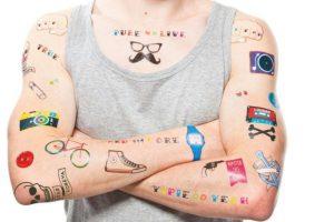 Tatuajes raros