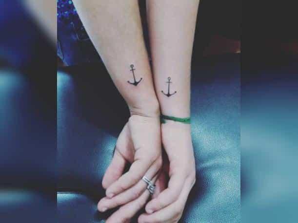 tatuajes ancla