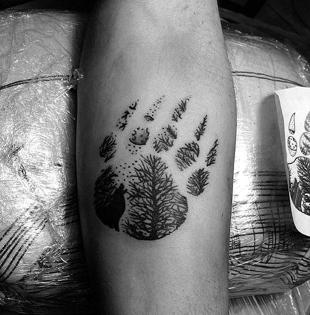 Tatuajes bonitos para hombres