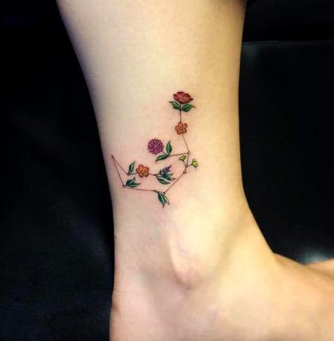 24 Ideas De Tatuajes Bonitos De Hombre Mujer Fotos Significado
