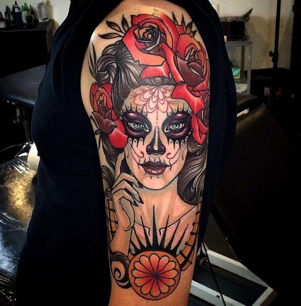 Tatuajes chicanos para hombres
