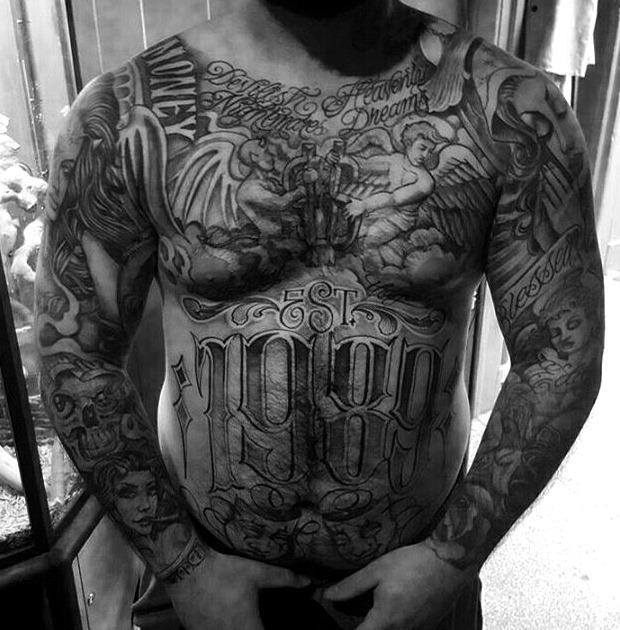 18 Ideas De Tatuajes Chicanos De Hombremujer Fotossignificado