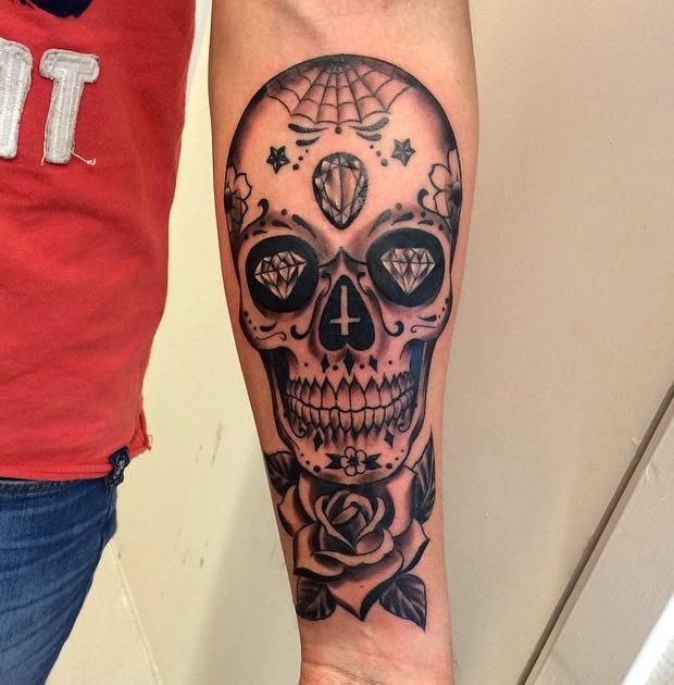 Las 18 Mejores Ideas De Tatuajes De Calaveras Hombremujer