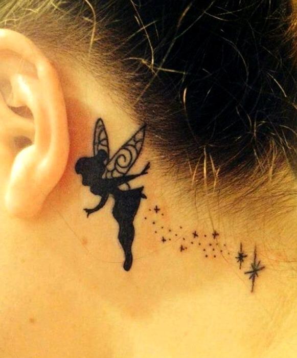 Tatuajes de Campanilla