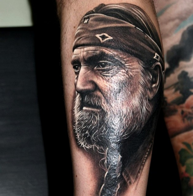 12 Ideas De Tatuajes De Caras De Hombremujer Fotossignificado