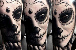 Tatuajes de Catrina