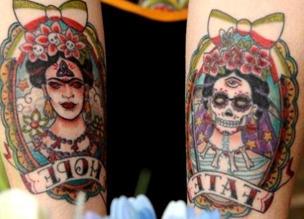 12 Ideas De Tatuajes De Catrina De Hombremujer Fotossignificado