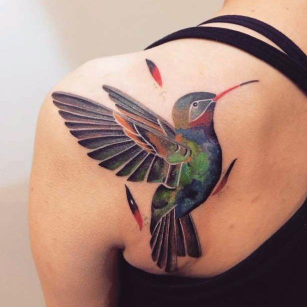 9 Ideas De Tatuajes De Colibríes De Hombremujer Significado