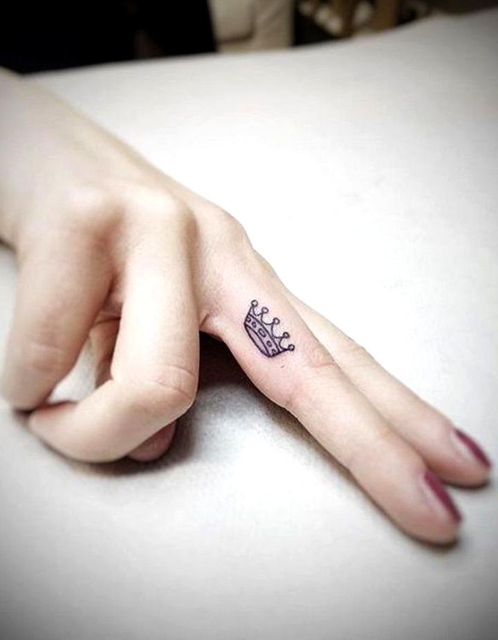 Tatuajes de coronas