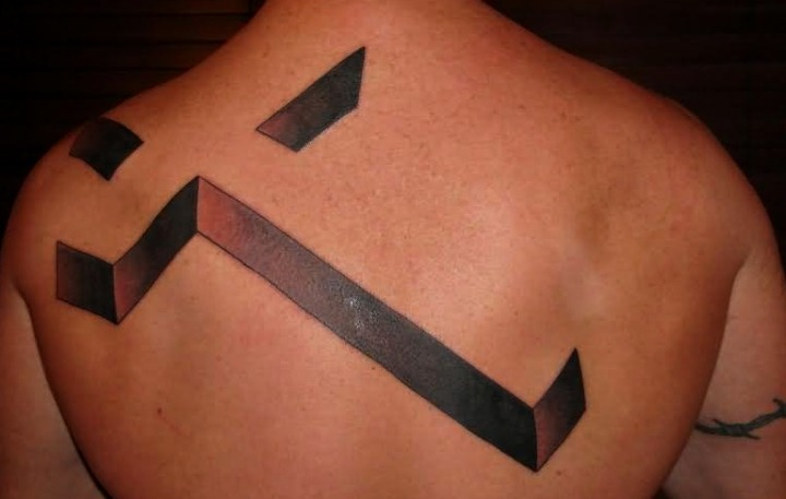 Tatuajes de cruces originales