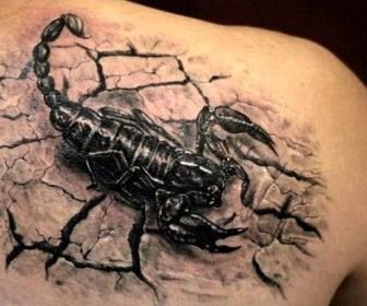 Tatuajes de escorpiones