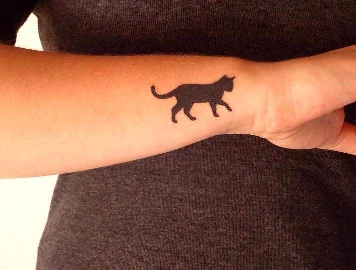 Tatuajes de felinos
