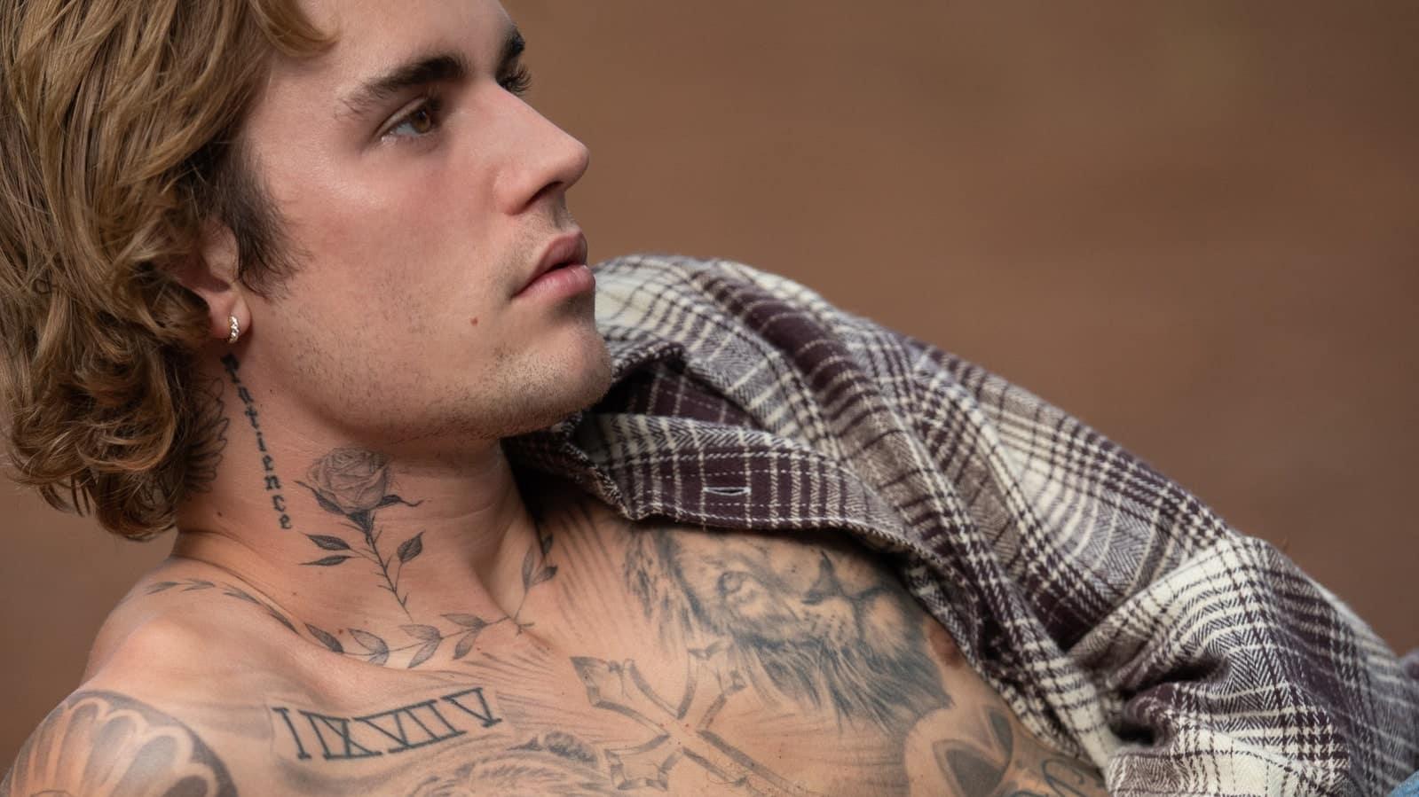 tatuajes de justin bieber