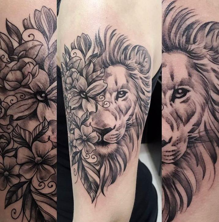 24 Ideas De Tatuajes De Felinos De Hombre Mujer Fotos Significado