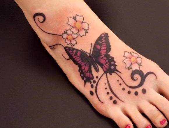 Las 30 Mejores Ideas De Tatuajes De Mariposas Hombre Mujer