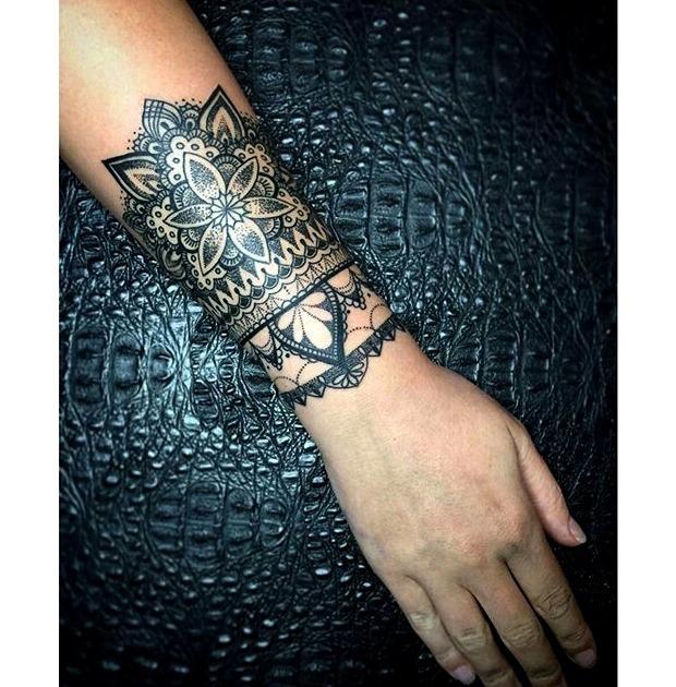 Tatuajes de moda en los brazos