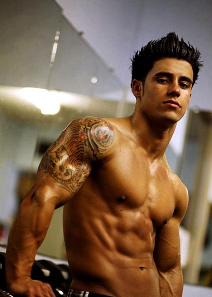 Tatuajes de moda para hombres