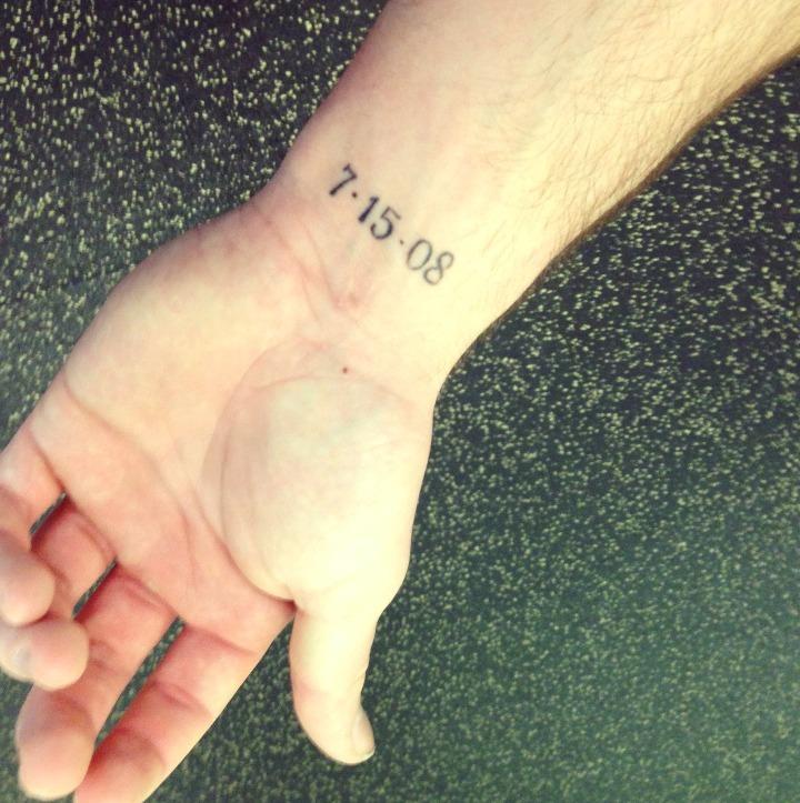 Tatuajes de números