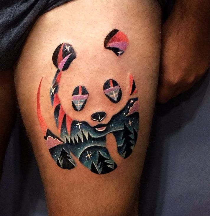 Tatuajes de osos