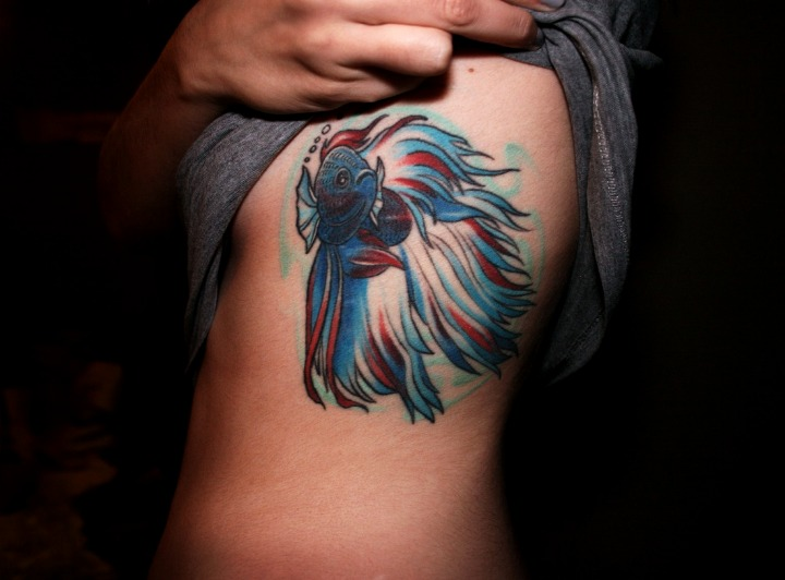 36 Ideas De Tatuajes De Peces De Hombremujer Fotossignificado
