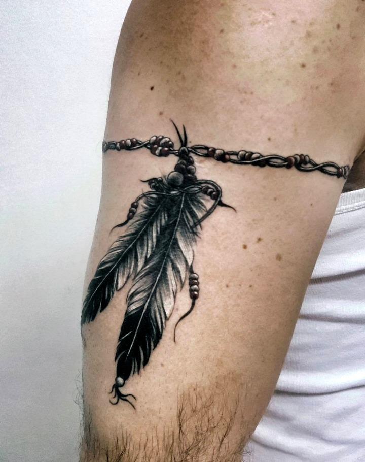 Tatuajes de plumas