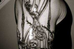 Tatuajes de relojes