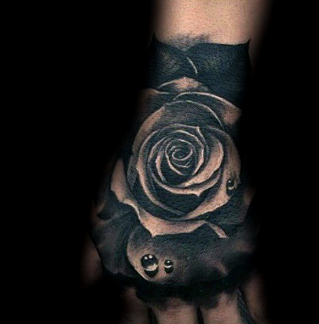 Tattoo Rosas Lloydstattoo Ink