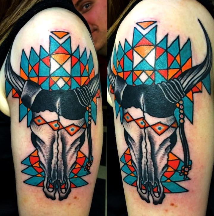 21 Ideas De Tatuajes De Toros De Hombremujer Fotossignificado