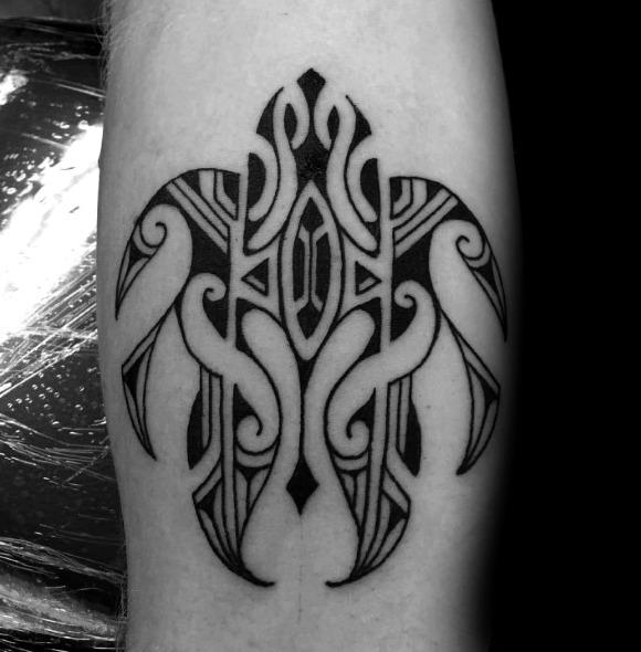 Tatuajes de tortugas hawaianas